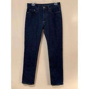 Mott & Bow Slim Jeans Oliver Rinse Dark Wash